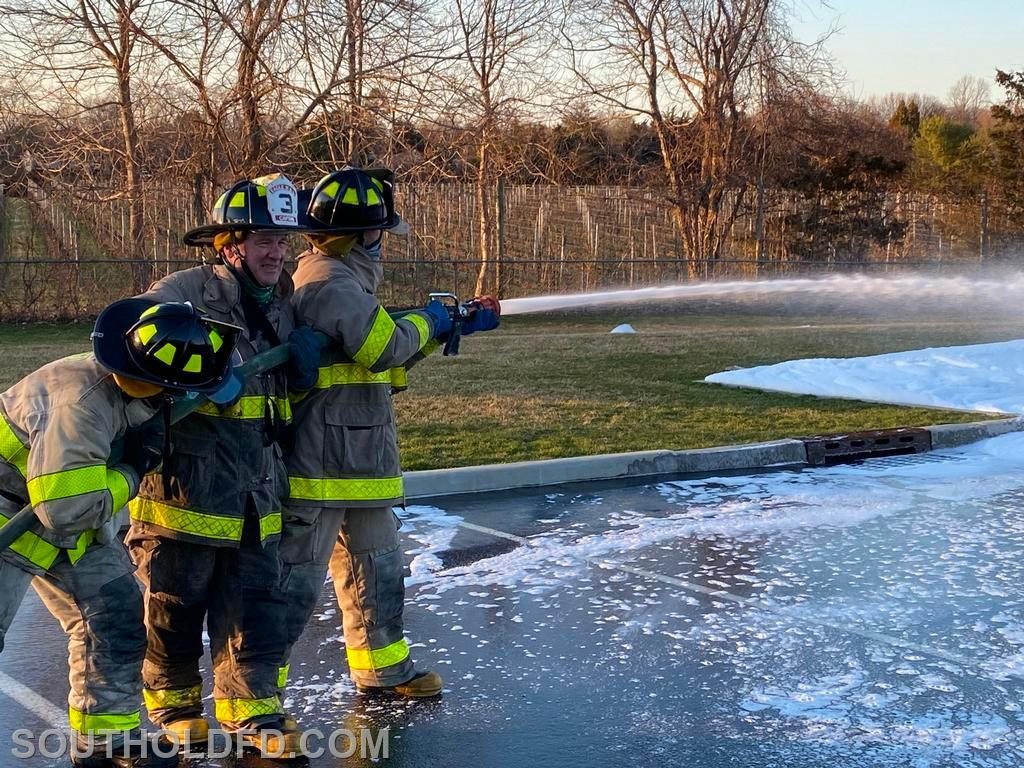 Hose control and nozzle use.